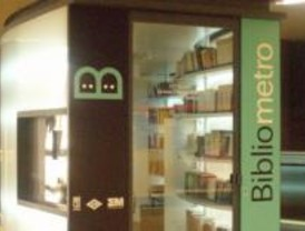 Un millón de euros para el Bibliometro y la telebiblioteca