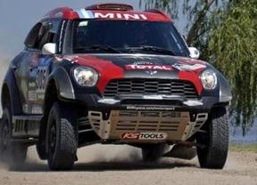 Los MINI continúan liderando el Dakar