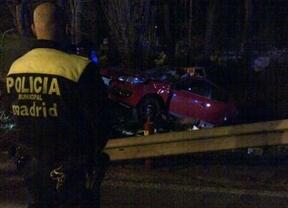 Fallece un hombre en un accidente entre Vicálvaro y Coslada