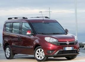 Fiat Dobló, espacio familiar y de trabajo