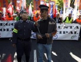 El Ayuntamiento rompe la negociación con los sindicatos de los cuerpos de seguridad