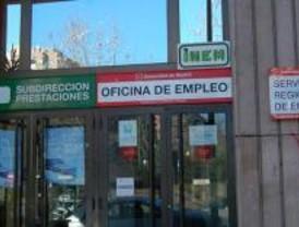 Madrid es la única comunidad que registra una subida del paro
