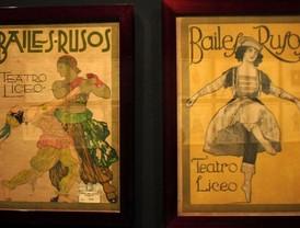 Los Ballets Rusos de Diaghilev, en el CaixaForum