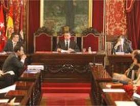 El primer Pleno de la capital aprueba cómo será el Gobierno