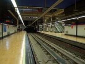 La estación de La Elipa ha sido utilizada por 25.000 personas en sólo dos días