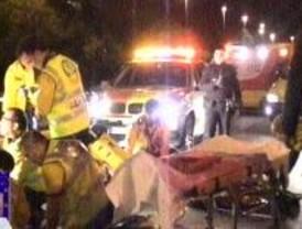 Un muerto y un herido grave tras ser atropellados en un cruce en Madrid