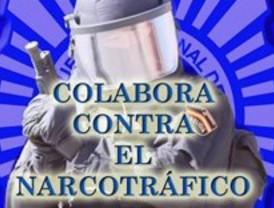 La Policía Nacional pide en Twitter la colaboración ciudadana contra el tráfico de drogas