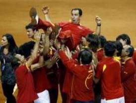 Verdasco y Feliciano conquistan la cuarta Copa Davis