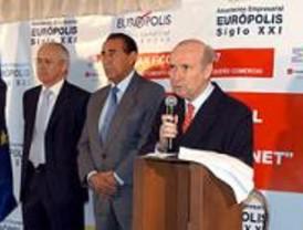Los vecinos de Las Rozas podrán comprar en el Centro Comercial Európolis a través de internet