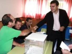 El PSOE obtiene 8 puntos sobre el PP en Leganés