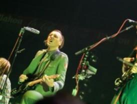Arcade Fire prenden Madrid