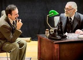 Freud y C.S. Lewis debaten en el Teatro Español