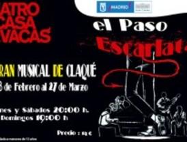 'El Paso Escarlata' en La Casa de Vacas