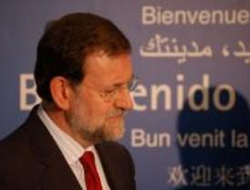 Rajoy asegura que nunca vio los dossiers contra González y Granados