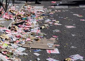 Huelga de recogida de basuras en Alcorcón a partir del 21 de enero