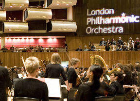 La orquesta filarmónica de Londres abre la temporada de música clásica en Madrid