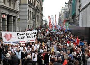 Fin de semana de movilizaciones en Madrid