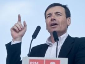 Gómez: 'No podemos consentir los recortes'