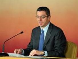 Gallardón dice que la iniciativa de coordinar el 2 de mayo fue del Ayuntamiento