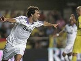 El Real Madrid hunde al 'submarino amarillo'