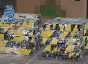 La Policía interviene 10 millones en efectivo y 452 kilos de cocaína en Valencia