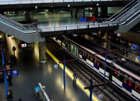 Un 372% más de presupuesto para mantener las vías de metro