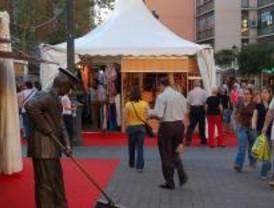 Mercado Gastronómico Urbano en la plaza de Jacinto Benavente