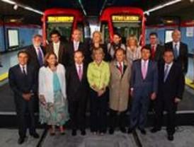 Aguirre da por concluido el Plan de Ampliación de Metro