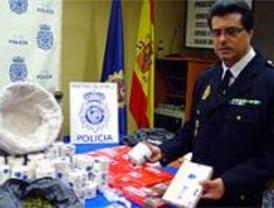 Detenidas seis personas e incautados 40 kilos de cocaína en Madrid