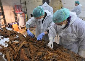 Los investigadores creen haber hallado los restos de Cervantes