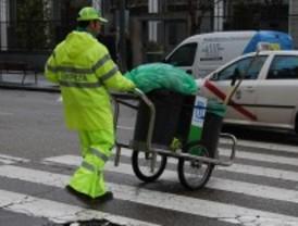 2.000 efectivos menos limpiarán las calles madrileñas en verano