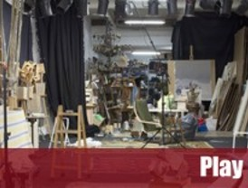 Arte y empleo en 'Open Studio'