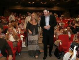 Jiménez y Gómez protagonizan sus actos más multitudinarios en Leganés y Alcorcón