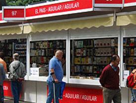 Actividades del jueves en la Feria del Libro