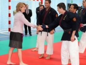 Villaviciosa estrenará polideportivo y escuela