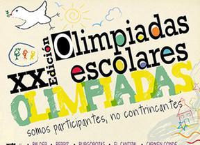 Las olimpiadas escolares de Las Rozas celebran su vigésima edición