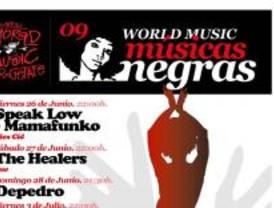Festival de verano con música negra en Getafe