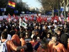 Foro de Madrid convoca a miles de personas contra la guerra de Iraq