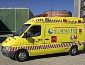 Un muerto y tres heridos por un accidente múltiple en El Berrueco