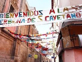Todas las fiestas de San Cayetano, San Lorenzo y La Paloma, en Madridiario