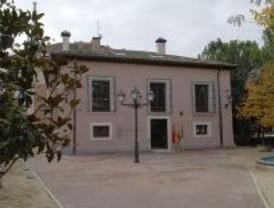 Inaugurada la sala de lectura de la Casa de la Millonaria en Boadilla del Monte