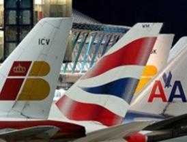 Iberia cancelará 109 vuelos este lunes por la huelga de pilotos