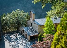 Visitas de verano guiadas a las iglesias de Andorra