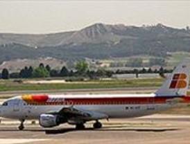 Regresa un avión a Barajas tras detectarse una avería en pleno vuelo