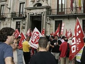 Los ERE crecen un 10% en Madrid