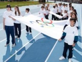 8.000 alumnos de Las Rozas se preparan para las XVI Olimpiadas Escolares 2010