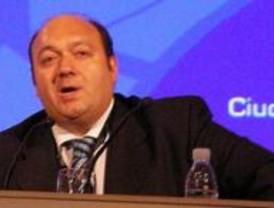 Constantino Mediavilla, presidente de la Asociación de Informadores de España