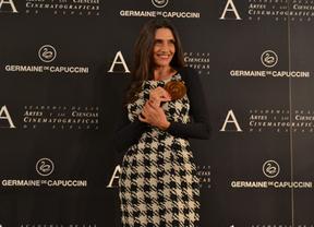 Ángela Molina, Medalla de Oro de la Academia