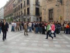 La calle del Arenal tendrá terrazas