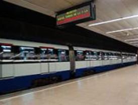 Una avería interrumpe 15 minutos la línea 6 de Metro